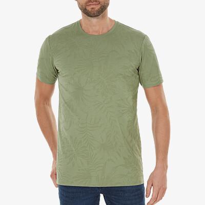 Santiago T-shirt, Meeresgrün