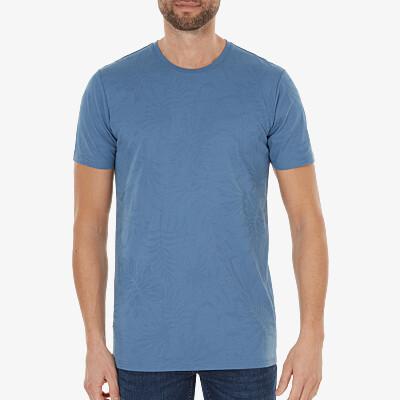 Santiago T-shirt, Jeans blau