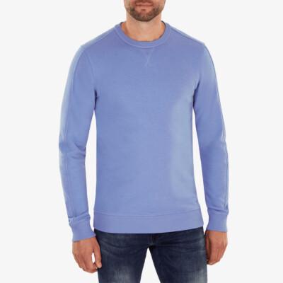 Cambridge Sweater, Wedge blau