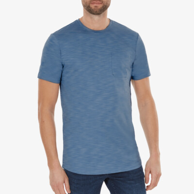 Altea T-shirt, Jeans Blau