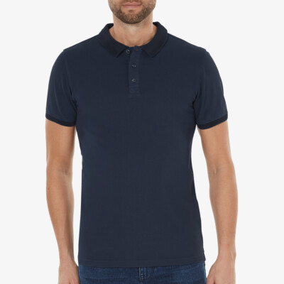 Mallorca Poloshirt, Navy