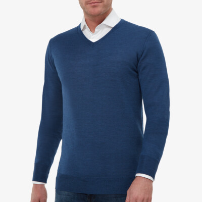 Montreal Pullover, Navy
