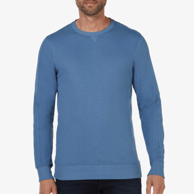 Cambridge Sweatshirt , Jeans blue