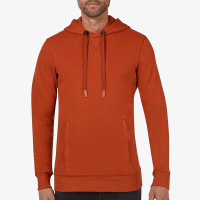 Harvard Hoodie, Dark orange