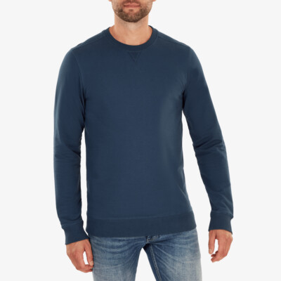 Princeton Leichter Sweater, Dunkel jeans